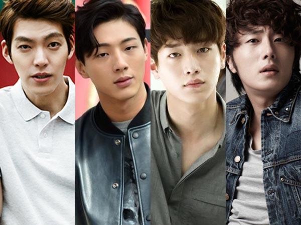 Terbawa Peran di Drama, 9 Aktor Ini Dikenal dengan Image Bad Boy