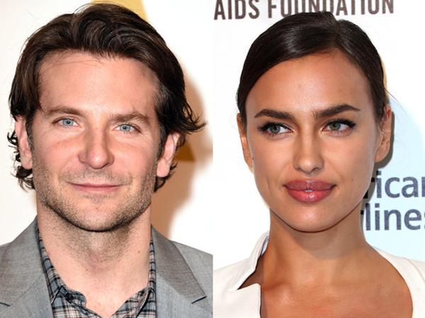 Sebulan Dirumorkan Pacaran, Bradley Cooper dan Irina Shayk Langsung Pamer Ciuman