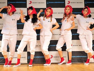 Ups, Lagu Baru Crayon Pop Dianggap Tak Layak Siar Oleh KBS!
