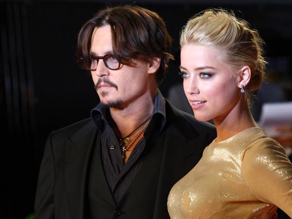 Diceraikan Amber Heard, Johnny Depp Tolak Berikan Tunjangan Pasca Perceraian