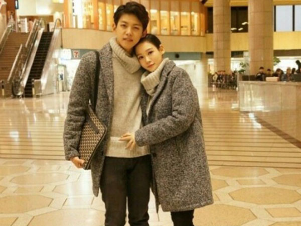 Kabarnya Sudah Melahirkan, Istri Dongho Eks U-Kiss Hamil di Luar Nikah?