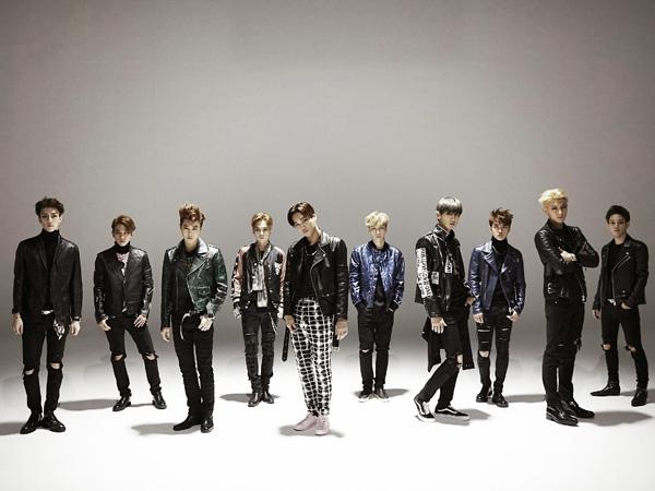 Masuk Chart Utama Billboard, EXO Pecahkan Rekor Baru!