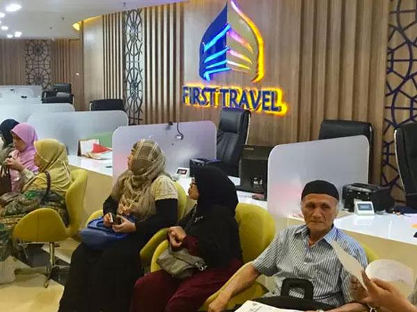 Raup Uang Rp 500 Miliar, Saldo Rekening First Travel Cuma Sisa Rp 1,3 Juta