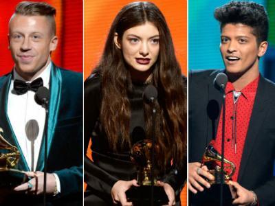 Ini Daftar Lengkap Pemenang Grammy Awards 2014!