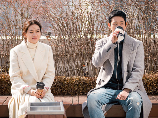 Chemistry Son Ye Jin dan Jung Hae In yang Menghangatkan di Drama 'Pretty Noona'