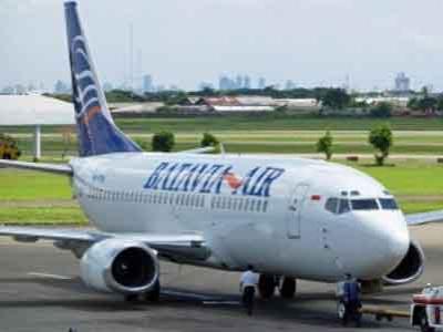 Angkasa Pura Sita 2 Pesawat Batavia Air