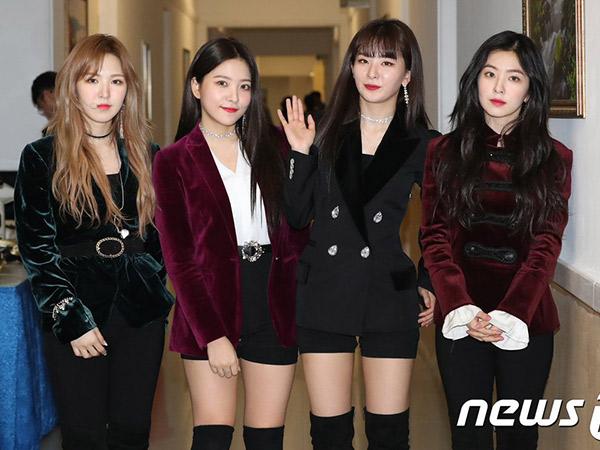 Disambut Baik, Penampilan Red Velvet di Korea Utara Justru Dipotong