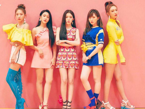 Red Velvet Bocorkan Koreografi Lagu Baru 'Power Up' di Program 'Knowing Brother'