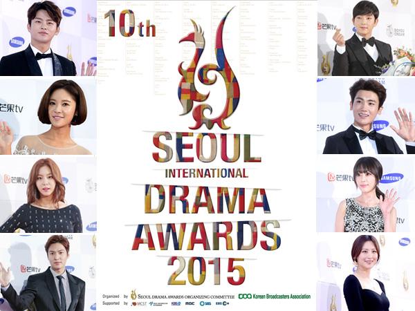 Ikut Sertakan Drama dari 48 Negara, 'Seoul Internasional Drama Awards 2015' Kembali Beri Banyak Penghargaan!
