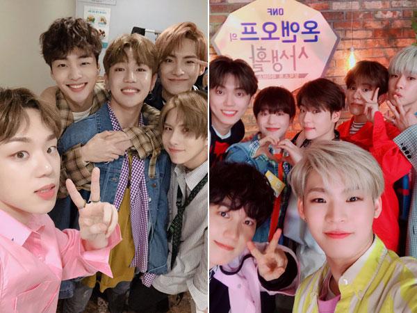 Move On dari 'MIXNINE', Boy Group A.C.E dan ONF Siap Comeback dalam Waktu Dekat!