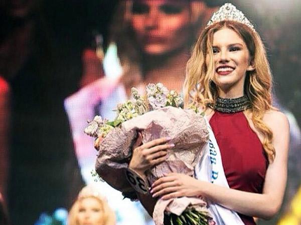 Usai Juara, Runner-Up Miss Moscow Ini Jual Keperawanan Ratusan Juta Rupiah ke Dubai!