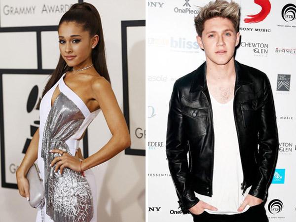 Makan Malam Bersama, Ariana Grande dan Niall Horan Pacaran?