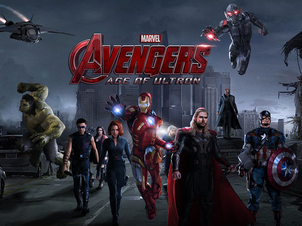 Wah, Trailer Spektakuler 'Avengers: Age of Ultron' Akhirnya Dirilis!