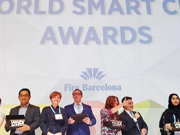Kota Bandung Terpilih Sebagai Finalis 6 Besar Smart City di Barcelona