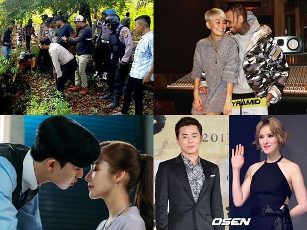Penampakan Sarang Ular Piton Hingga Kabar Pernikahan Jo Jung Suk-Gummy Jadi Hot News dalam Sepekan