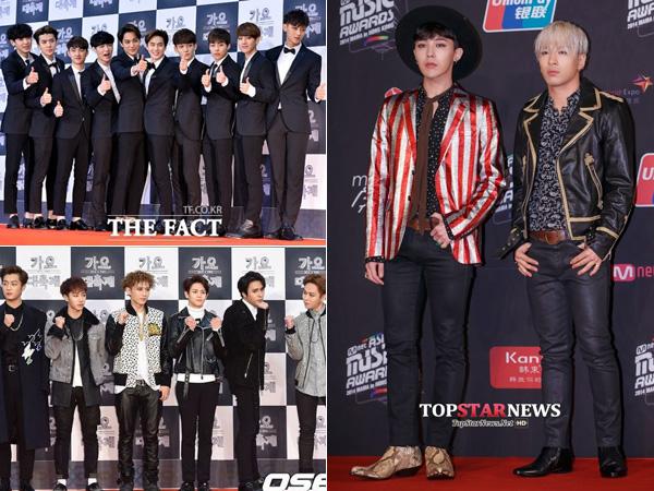 Inilah Para Boy Group K-Pop dengan Penjualan Musik Tertinggi di 2014