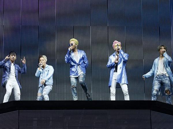 'Ditinggal' T.O.P, Big Bang Tetap Siap Gelar Tur Konser dengan 4 Member!