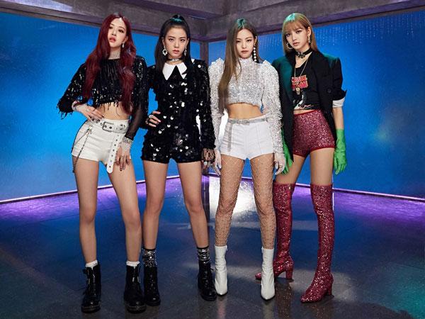 MV BLACKPINK 'Ddu-du Ddu-du' Berhasil Pecahkan Rekor BTS 'Fake Love'