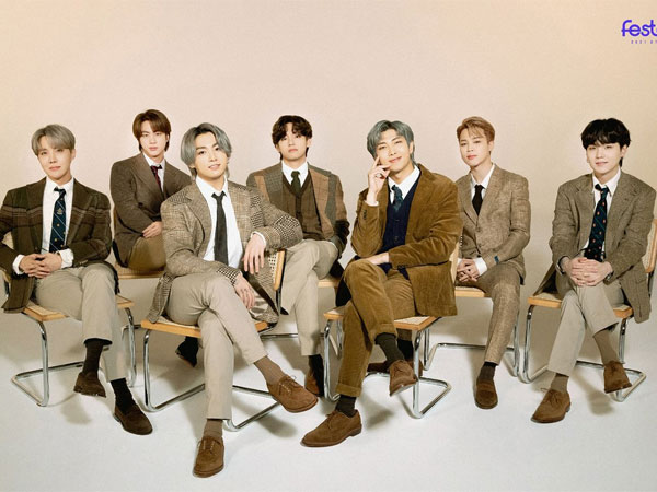 BTS 'Butter' Debut di No. 1 Chart Billboard Hot 100 dan Catat Sederet Rekor Lainnya