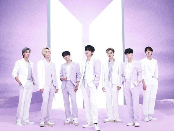 BTS Masuk Chart Billboard Hot 100 dengan Lagu Jepang untuk Pertama Kalinya