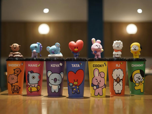 CGV Rilis Exclusive Merchandise BT21 di Indonesia