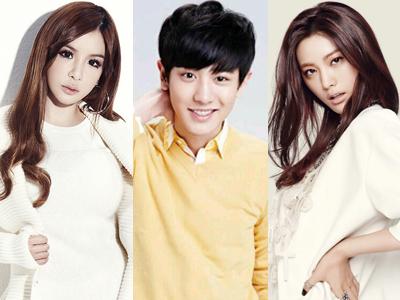 Chanyeol EXO Ikut Tinggal Satu Atap Dengan Park Bom & Nana Dalam 'Roommate' ?