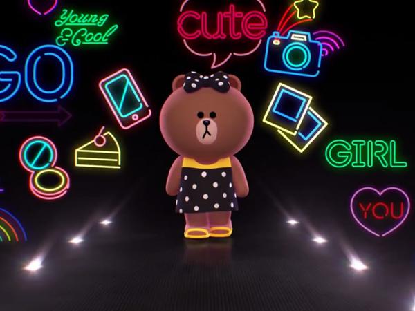 Kenalan dengan Choco, Adik Brown yang Jadi Karakter Stiker Baru di LINE
