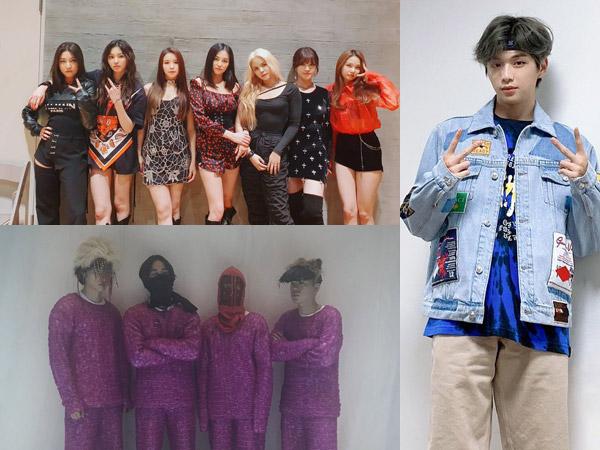 CLC, Kang Daniel, Hingga Hyukoh Masuk Lineup Festival Musik Online 88rising