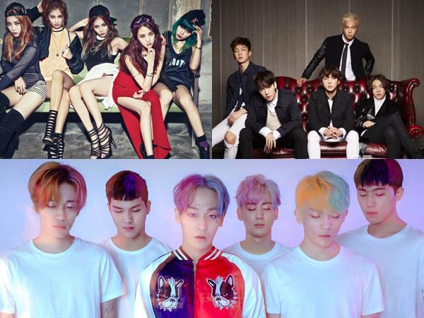 Para Idola K-Pop Ini Siap Mengisi Panggung Comeback di Awal 2016!
