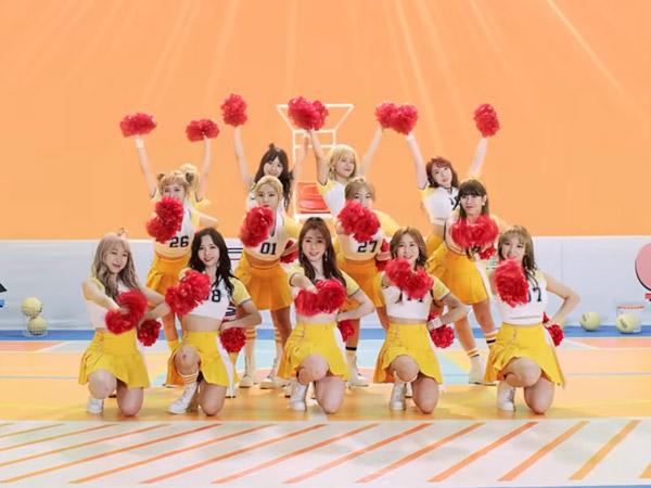 Cosmic Girls Ungkapkan Keceriaan dan Senangnya Jatuh Cinta di MV 'Happy'