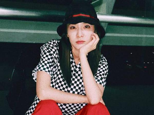 Menangis Saat Lihat Cover Dance 2NE1, Sandara Park Rindu Formasi Lengkap?
