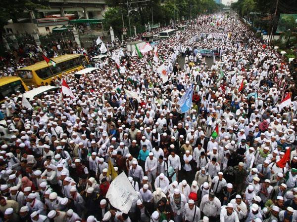 Dua Ormas Ini Buka Pendaftaran Demo 2 Desember, Tarif Rp 500 Ribu?