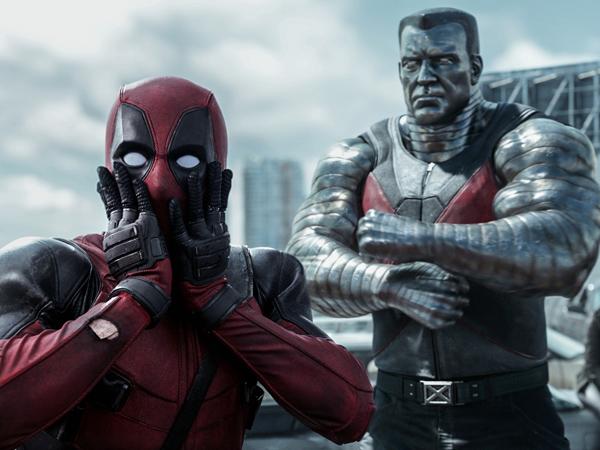 Intip Cara 'Deadpool' Hidupkan Manusia Besi Lewat Efek Visual Yang Keren!