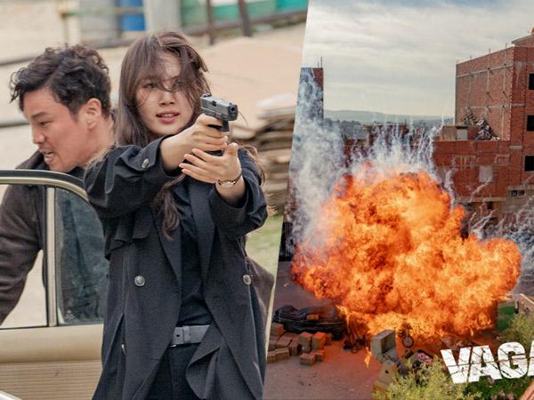 Ada Cerita di Balik Adegan Ledakan dan Tembakan Drama 'Vagabond' yang Membahayakan