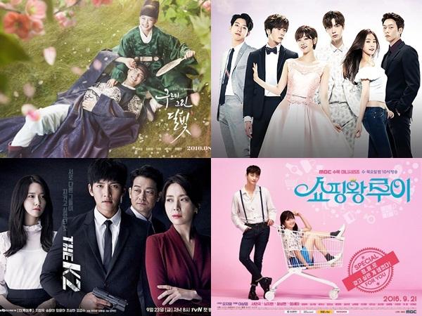 Sambil Promosi, Sederet Pemain Drama Korea Turut Berikan Ucapan Hari Raya Chuseok!