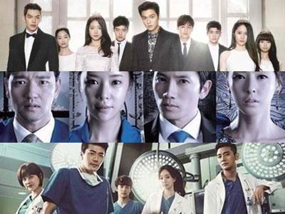 The Heirs, Medical Top Team & Secrets, Drama Mana Yang Jadi No. 1 Minggu Ini?