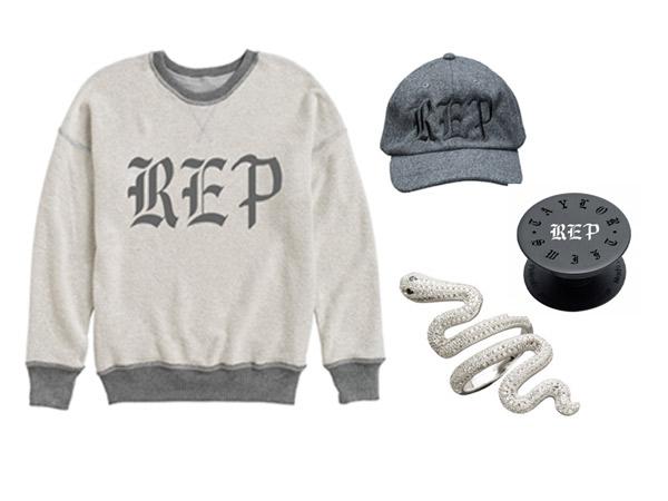 Sweater Hingga Cincin Bentuk Ular, Begini Merchandise Taylor Swift yang Baru Dirilis!