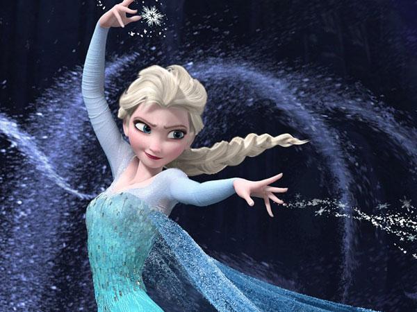 Polisi Kentucky Mencoba Tangkap Elsa 'Frozen'?