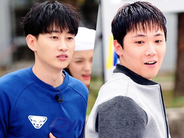 Kocaknya 'Perang Psikologis' Antara Eunhyuk SJ dan Hongki FT Island di 'Master Key'