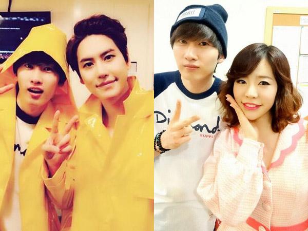 Beri Dukungan, Eunhyuk Hadir di Musikal Kyuhyun SuJu dan Sunny SNSD