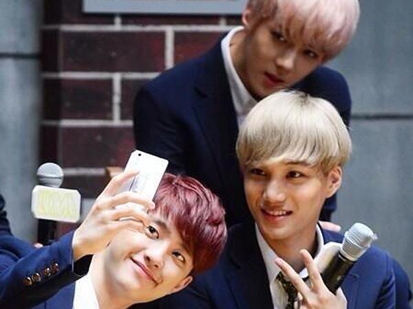 Wah, D.O, Kai, dan Sehun EXO Baru Saja Punya SIM!