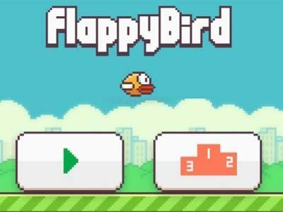Wah, Permainan Flappy Bird Singkirkan Kepopuleran Angry Birds!