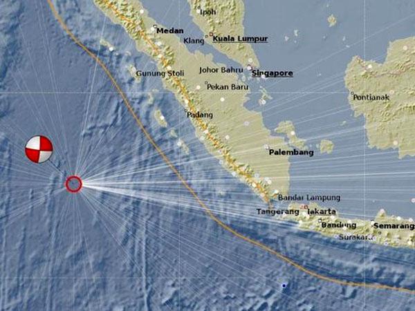 Ini Penjelasan BMKG Soal Penyebab Gempa Besar di Mentawai