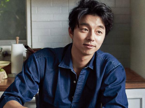 Pilih Istirahat Sejenak, Agensi Bocorkan Proyek Akting Gong Yoo Selanjutnya
