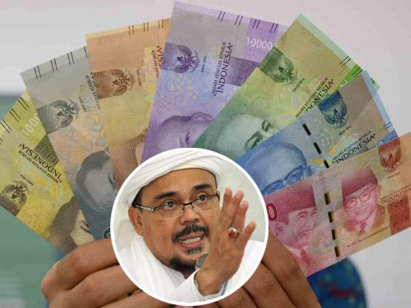 Terkait Dugaan Palu Arit Habib Rizieq, Ini Penjelasan BI Soal Lambang di Cetakan Uang Baru