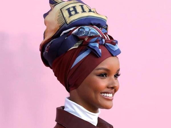 Intip Koleksi Hijab Pertama dari Brand Tommy Hilfiger