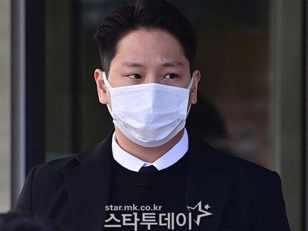 Himchan Dihukum 10 Bulan Penjara Atas Kasus Pelecehan Seksual