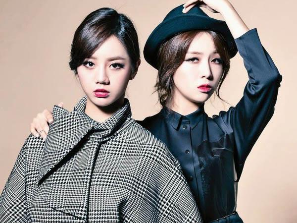Dua Member Girl's Day Diperkirakan Absen Di Seluruh Acara Akhir tahun?