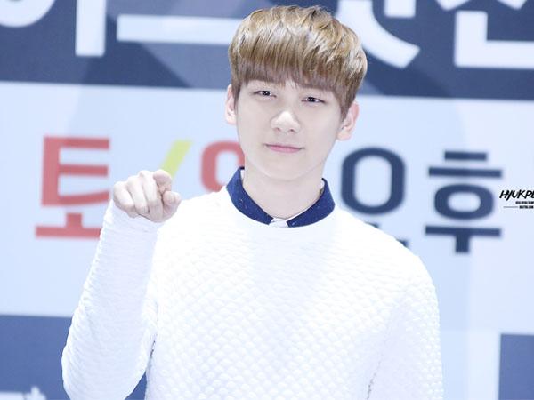 Hyuk VIXX Berikan Hadiah Valentine Manis Untuk Penggemarnya Lewat Lagu