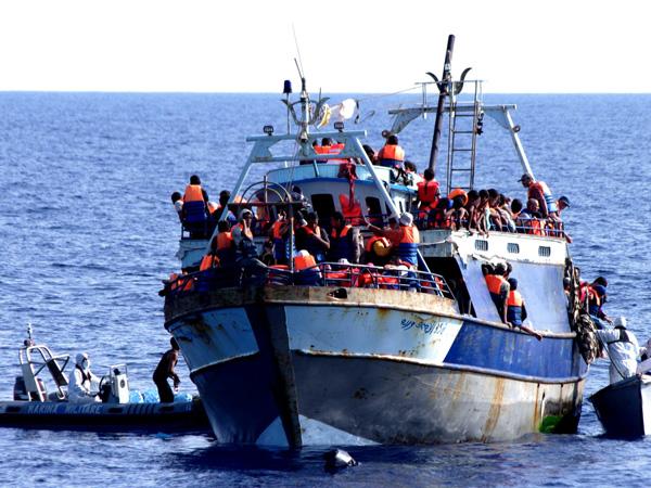 Upaya Selamatkan Diri, Mayat 110 Imigran Gelap Ditemukan di Garis Pantai Libya
